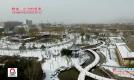 兰州冬景依然如画 安宁仁寿山明清园林冬韵