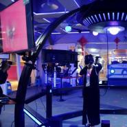 虚拟与现实的直通车 兰州A9·VR体验馆
