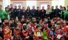 兰州:弘扬雷锋精神  关爱残疾儿童 爱心企业在行动
