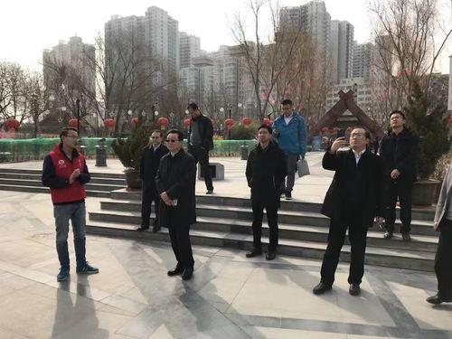 """张掖 兰州市文化和旅游局组织开展""""3.5""""学雷锋 文明旅游志愿办事运动"""