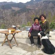 甘肃蛋宝和三个奶奶去云南的故事(三)